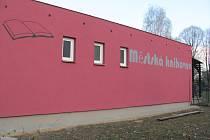 Knihovna v Týništi nad Orlicí.