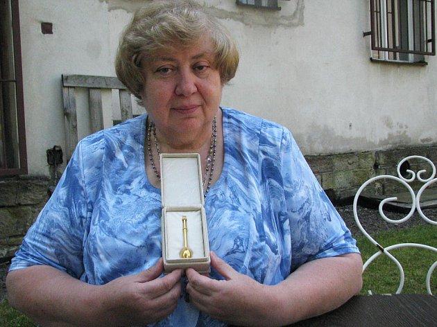 Krajkářka  Jana Štefková