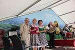 Obec již podesáté rozezněl Festival dechových hudeb Přepychy Karla Pšeničného