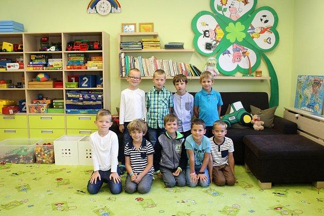 Základní škola Voděrady.
