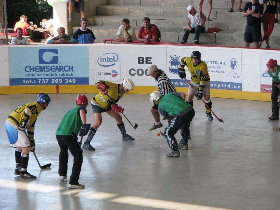 Dynamo Semechnice vs HBC Hradec Králové/Dobruška 1:2