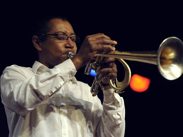 """Michael """"Patches"""" Stewart  - legendární americký trumpetista rodák z New Orleansu."""