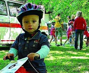 Prostranství slouží především rodičům s dětmi.