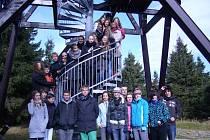 Studenti Gymnázia Františka Martina Pelcla na výměnném pobytu v Německu