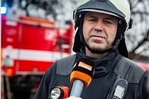 Dobrušský velitel Ota Vojnar odsloužil svou poslední směnu.