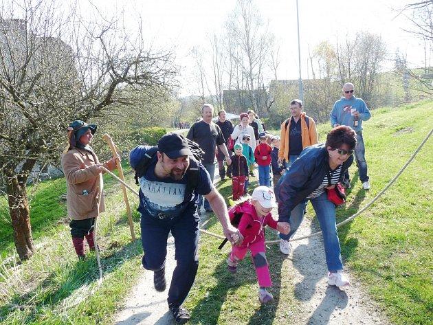 Cikánské toulky překonaly rekord, v Pohádkovém lese byla tlačenice