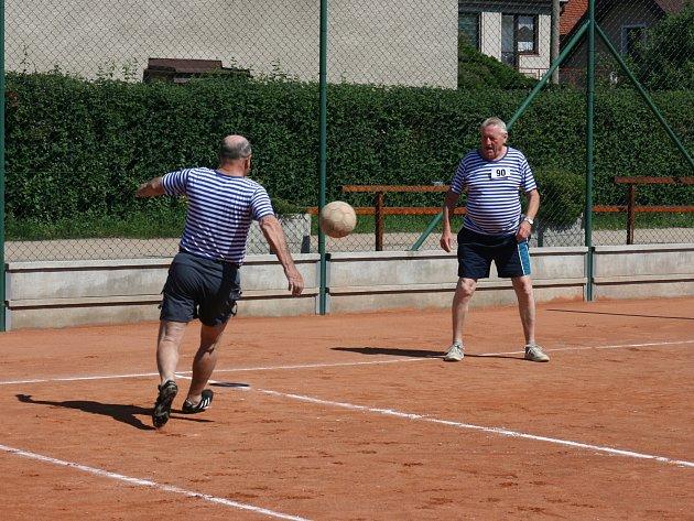 IV. Sportovní hry seniorů v Borohrádku