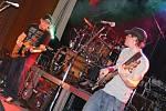 Proslulá kapela Blue Effect koncertovala ve společenské centru v Rychnově nad Kněžnou.