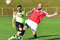 Finále fotbalového Poháru OFS: Rychnov nad Kněžnou B - Lukavice.