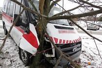 Nehoda v Pěčíně