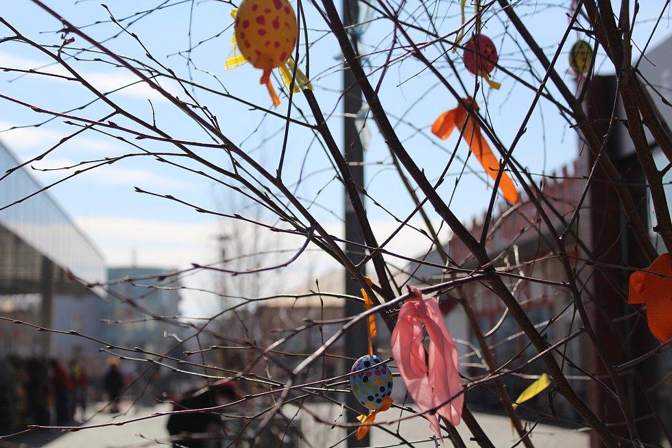 Rychnovsko se odělo do velikonoční výzdoby.