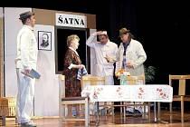 Z divadelního představení Světáci.