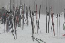 Také v Orlických horách by se mohli na údržbě tras podílet i sami běžkaři.