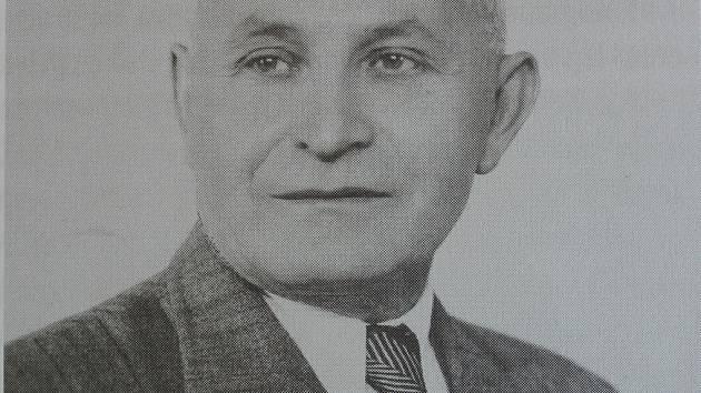 Jan Mikolášek. Zdroj: Dobrušský vlastivědný almanach