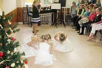 Vánoční jarmark se v Javornici vydařil.