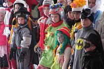 Karneval v Opočně