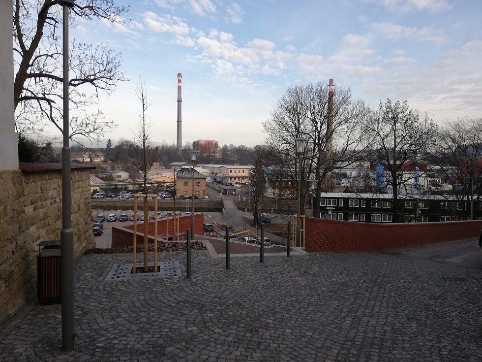 Z Vamberka. Zdroj: archiv města