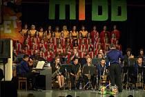 Mladý týnišťský big band a Rychnovský dětský sbor pokřtí nové CD