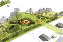 Rychnov bude mít unikátní hřiště