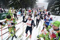Orlický maraton 2016 v Deštném v Orlických horách.