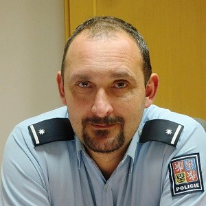 Policista Bohdan Bydžovský.