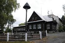 Chata Vyhlídka je pro Vamberáky rodinné stříbro.