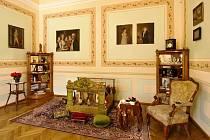 Interiér zámku v Potštejně