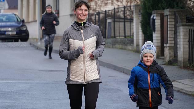 Dobročinný běh pro Filípka v Týništi nad Orlicí vynesl krásných 67 tisíc korun.