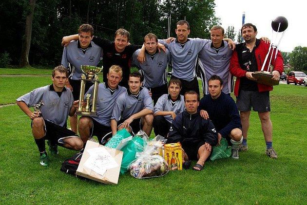 Vítěz DOPO 2009 - AC Gamaspol Jeseník.