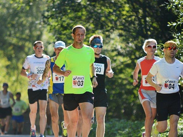 Na náročné horské trati se uskuteční 18. ročník Rychnov classic marathonu a 2. ročník Rychnovského půlmarathonu.