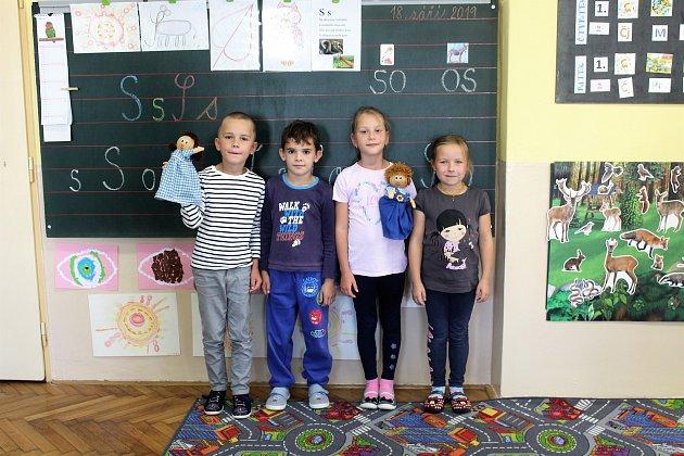Základní škola Lípa nad Orlicí.