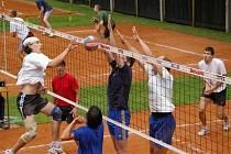 Volejbalový turnaj v Kvasinách.