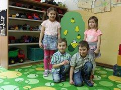 Mateřská škola Lhoty u Potštejna.