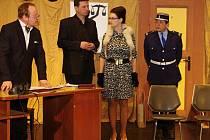 Představení Idiotka uvidíte v Dobrušce.