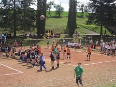 Zmrzlinový turnaj v Lupenici.