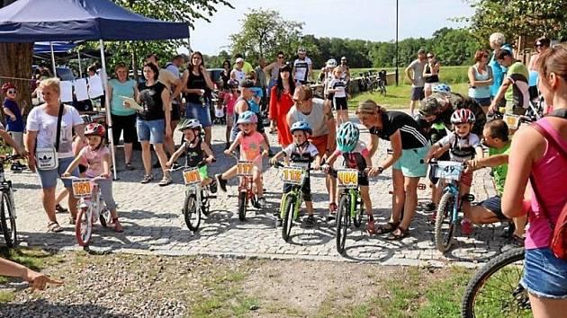 Dolský bike cup v Dobrušce.