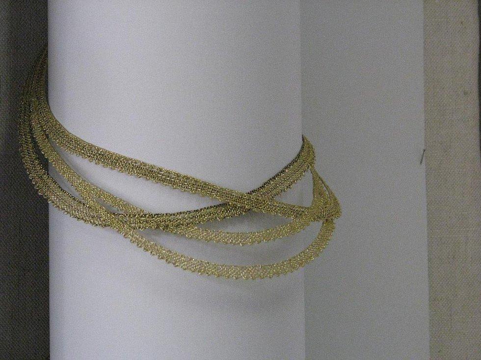 Krajkové šperky Jany Štefkové