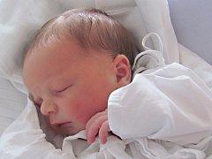 RADIM BUBEN: Manželé Petra a Roman Bubnovi z obce Polom mají radost z narození syna. Chlapeček byl prvním miminkem roku 2013, které se narodilo v rychnovské porodnici. Na svět prišel 1. ledna v 15.18 hodin s váhou 3,52 kg a délkou 51 cm.