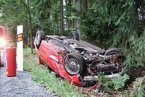Nehoda u Rašovic
