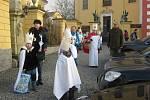 Nejvíce koledníků za poslední roky se přihlásilo do letošní sbírky ve Farní charitě v Dobrušce. Podle její ředitelky Jany Poláčkové je to způsobeno i nezvyklým průběhem zimy.