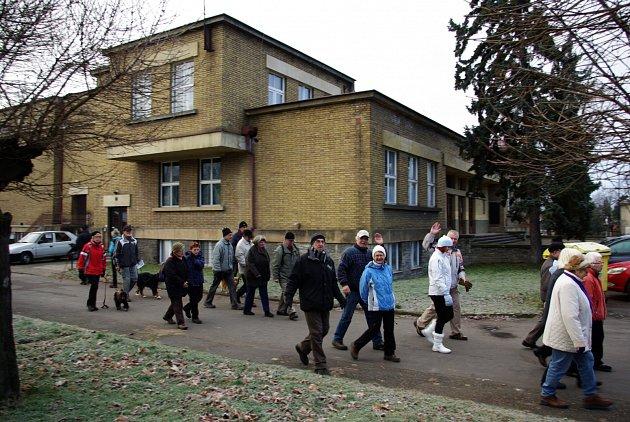 Silvestrovský pochod už má 35. ročník.