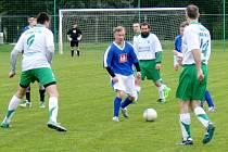Fotbalový okresní přebor III. třídy: Dobruška C - Slatina.
