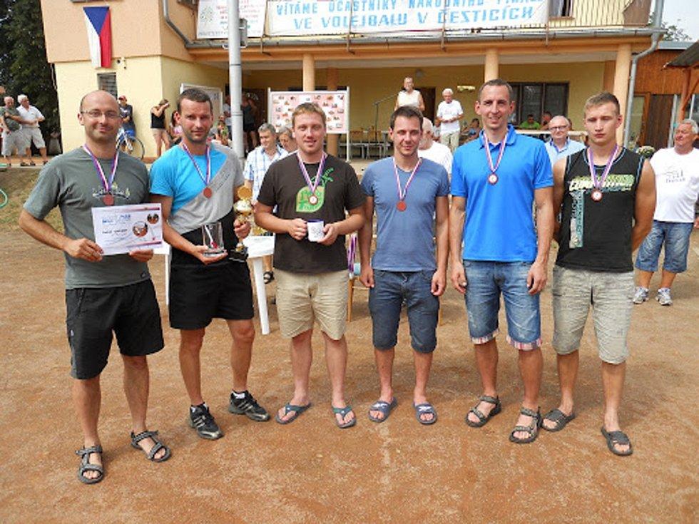 BRONZ získalo družstvo Sokola Chleny.