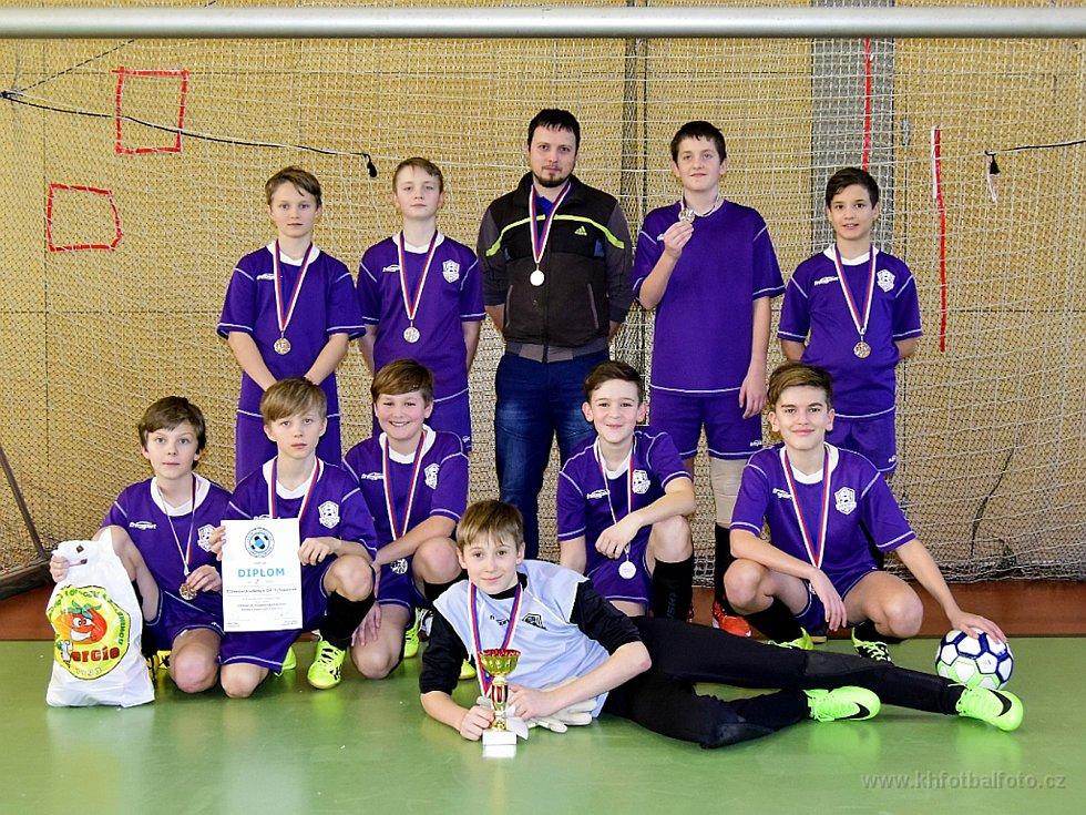 2. místo získali fotbalisté Doudleb nad Orlicí a Sopotnice. Foto: Petr Reichl