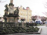 Budova městského úřadu na Kupkově náměstí v Opočně - ilustrační foto.