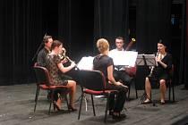 NEDĚLNÍ KONCERT připomenul skladby dobrušského skladatele. Tato akce je jednou z celého cyklu věnovanému Radimu Drejslovi.