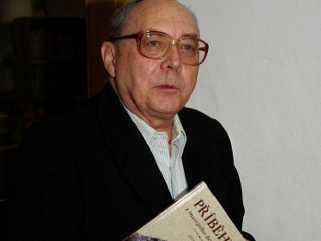 Jiří Mach - vedoucí dobrušského muzea.