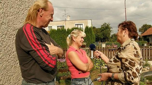 První místo si odnesla rodina Hrachovinova a obhájila tak vítězství z loňského roku .