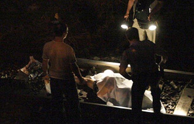 Ilustrační foto: Nehoda na železnici