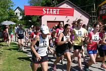 V Cháborách u Dobrušky se uskutečni 33. ročník přespolního běhu areálem zdraví